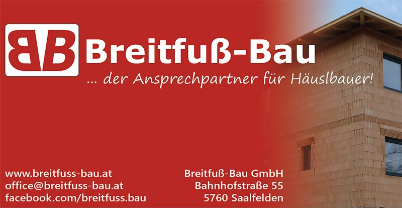 Bau Transparent Breitfuß Bau