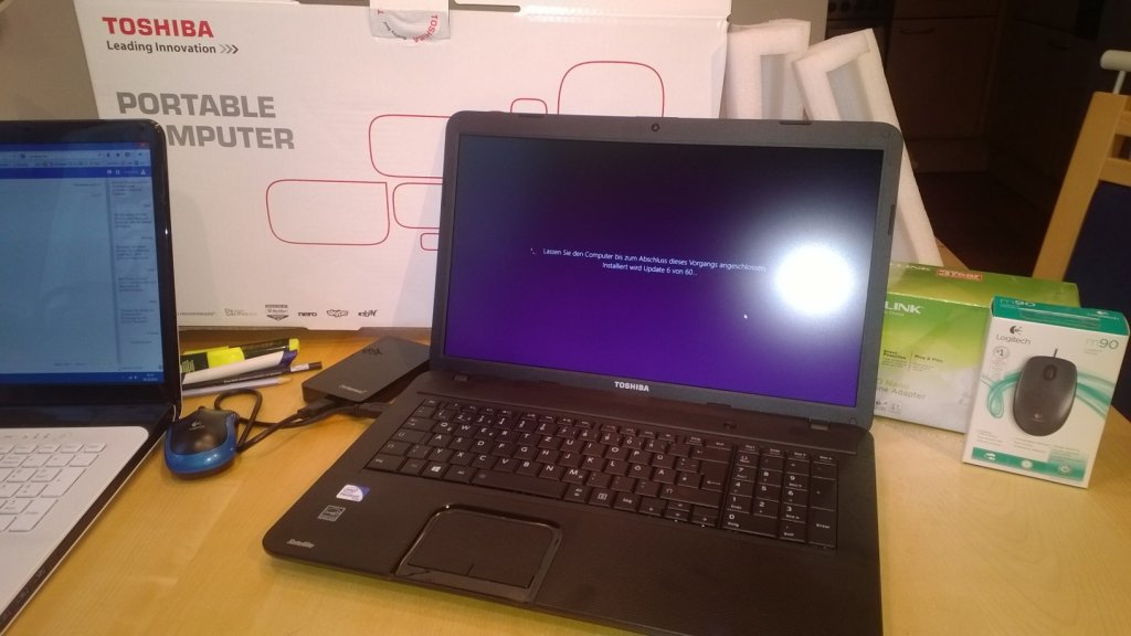 Toshiba Satellite Notebook-PC