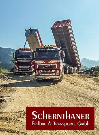 Schernthaner Erdbau und Transporte featured